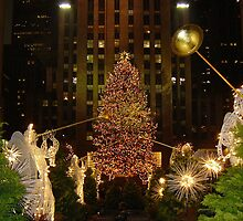 Rockefeller Christmas by Abi Skeates