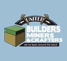 Been Around the Block - Minecraft Shirt Kids Clothes