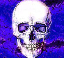 Mystical Skull by ljm000
