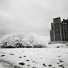 Orford Castle by Mark Jones