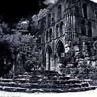"""""""Gothic Steps"""" by Bradley Shawn  Rabon"""