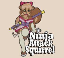 Ninja Attack Squirrel 2 by TehBurningDonut
