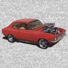 V8 Torana by Sharon Stevens