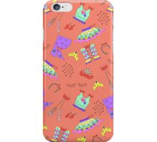 Dance is in the air iPhone Case/Skin