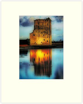 Carrigafoyle Castle by A90Six