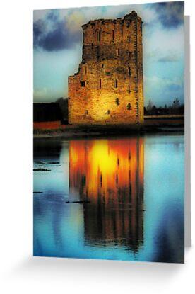 Carrigafoyle Castle by A90Six