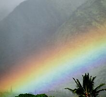 Rainbow Valley  by kevin smith  skystudiohawaii
