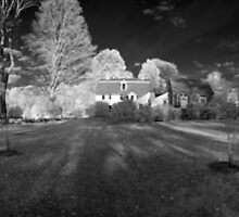 Old Manse in Concord MA 360 by Troy Dodds