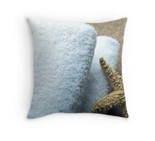 Spa Throw Pillow