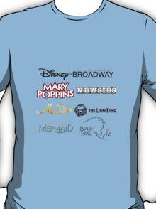Disney On Broadway T-Shirt