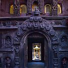 Temple Doorway by Gethin