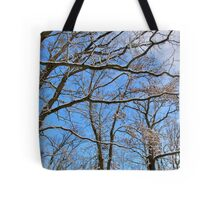 Winter in the Forest I Tote Bag