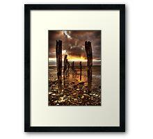 Kangaroo Island Sunrise Framed Print