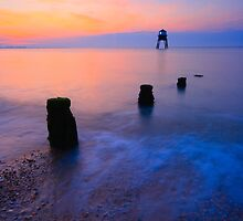 Dovercourt Dawn by AntonyB
