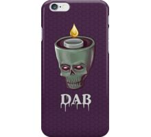Skeleton Dab iPhone Case/Skin