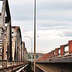 shiprock bridge by Jenson Yazzie