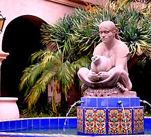 Prado Fountain at Balboa Park by Jo Nijenhuis
