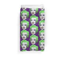 Marilyn j.  Duvet Cover