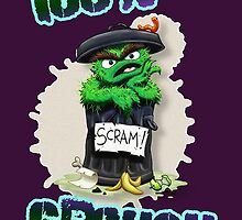 Don't Be A Grouch by Toonfused