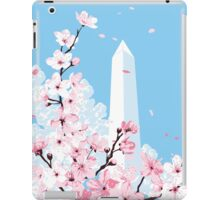 Cherry Blossoms DC iPad Case/Skin