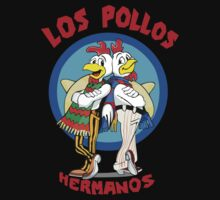 Los Pollos Hermanos  by april nogami