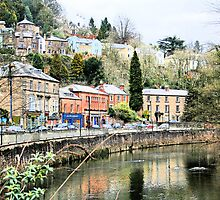 Matlock Bath by RedHillDigital