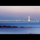 Mackinac Bridge  by PurePhotography