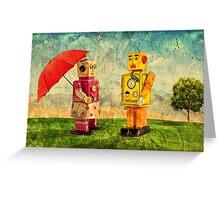 Lilliput & Venus Greeting Card