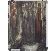 Sylvestris iPad Case/Skin
