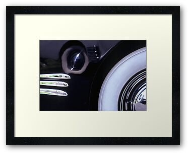 1938 Classic Caddy Reflections by Anna Lisa Yoder