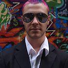 Shaun Starbuck Portrait by emma relph
