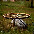 Rusty Wheel by pulsdesign