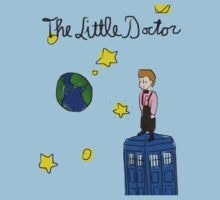 The Little Doctor (open background) Kids Clothes