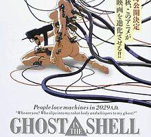 Ghost in the Shell by zeebigfella
