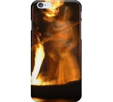 "Fiery Boat (""Water Fools"" by Ilotopie), Sydney Festival iPhone Case/Skin"