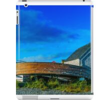 Behind the Fishing Shed iPad Case/Skin
