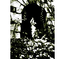 Grotto Maiden Photographic Print