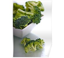 A Taste of Broccoli. Poster