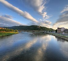 the elbe valley by Zuzana D Photography