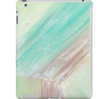 Mineralogy 1: Green Calcite iPad Case/Skin