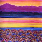 Perfect Pastels - Bold Sunrise by Georgie Sharp