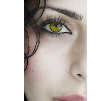color blind Photographic Print