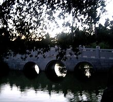 Chinese Water Under the Bridge by SamanthaJune