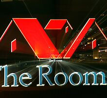 Zoom at the Rooms by Brian Carey