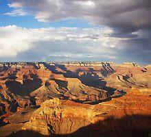 Grand Canyon by Richard Hanley www.scotland-postcards.com