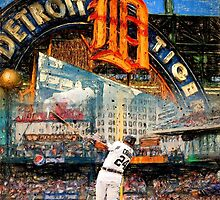 Cabrera Wall of Awesome by John Farr
