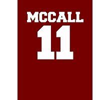 Scott Mccall #11 Photographic Print