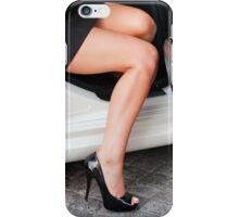 model shoot iPhone Case/Skin