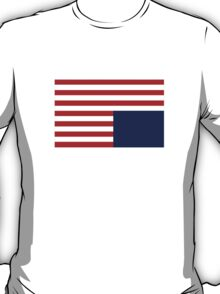 House Of Cards Flag T-Shirt