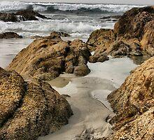 Seaside by Barbara  Brown